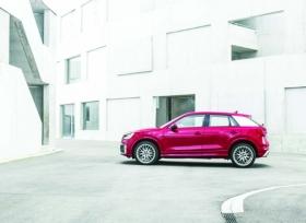 اودي Q2 تفوز بجائزة التصميم النخبوي للسيارات