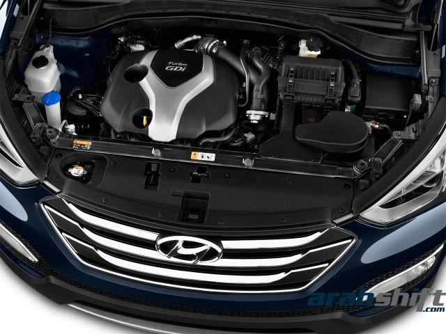 محرك هيونداي سنتافي 2014