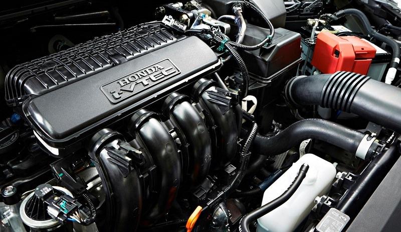 موتور هوندا سيتي 2017